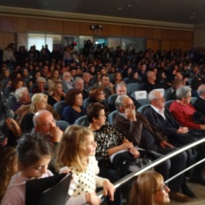 Awards of the 16th Olympia International FilmFestival