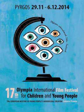 Official 2014 Olympia Film Festival poster is here!