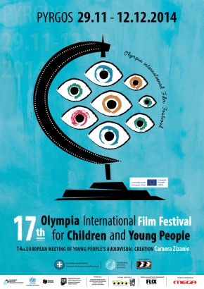 17th Olympia International FilmFestival-Poster