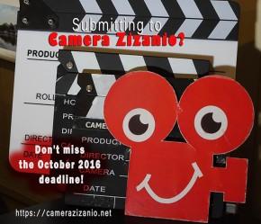 Κάλεσμα συμμετοχής στην 16η Camera Zizanio – Αιτήσεις ως τις 15Οκτωβρίου