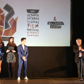 Awards of 19th Olympia International Film Festival for Children and YoungPeople
